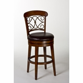 Hillsdale Northpark Backless Swivel Counter Stool 4263 826