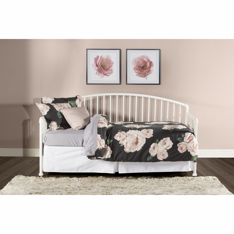 Hillsdale - Brandi Daybed Metal Suspension Deck And Metal Trundle Unit Included - 2001DBLHT