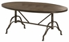 Hillsdale - Clairview Oval Coffee Table - 4333-881