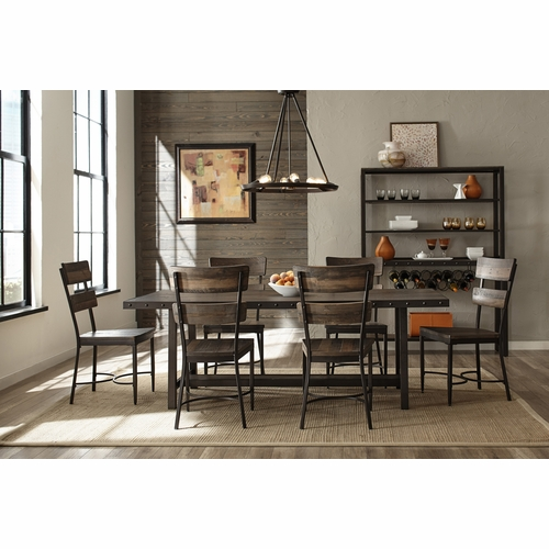 Hillsdale - Jennings 7-Piece Dining Set  - 4022DTB7PC