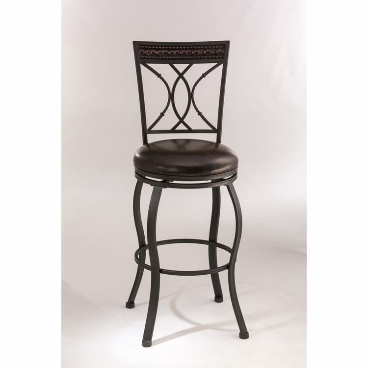 Hillsdale - Kirkham Swivel Counter Stool  - 5670-826