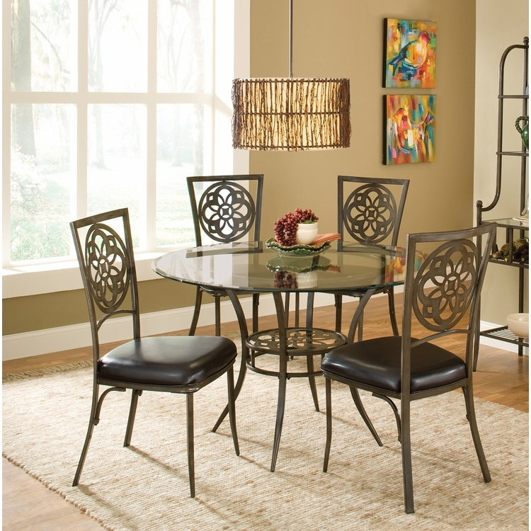 Hillsdale - Marsala 5 Pc Dining Set - 5435DTBC