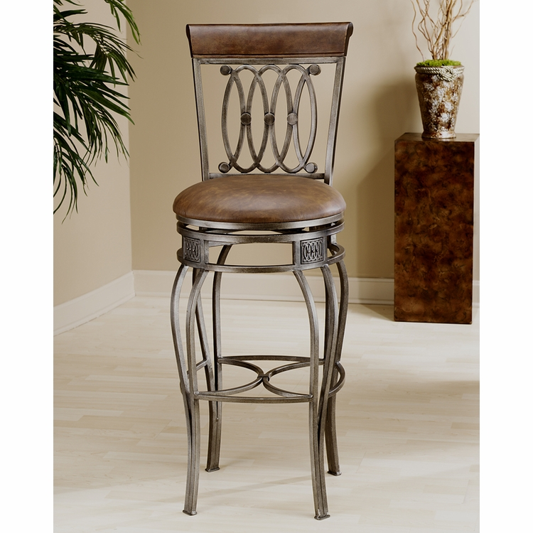 Hillsdale  -  Montello Swivel Counter Stool  - 41544H