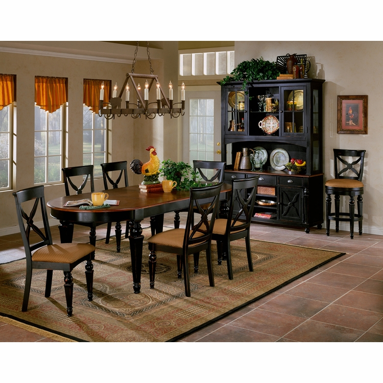 Hillsdale - Northern Heights 5-Piece Dining Set - 4439DTBC