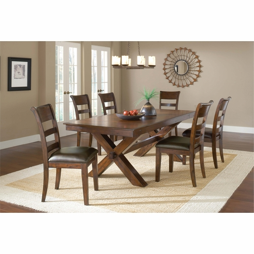 Hillsdale - Park Avenue 7-Piece Dining Set - 4692DTBC7