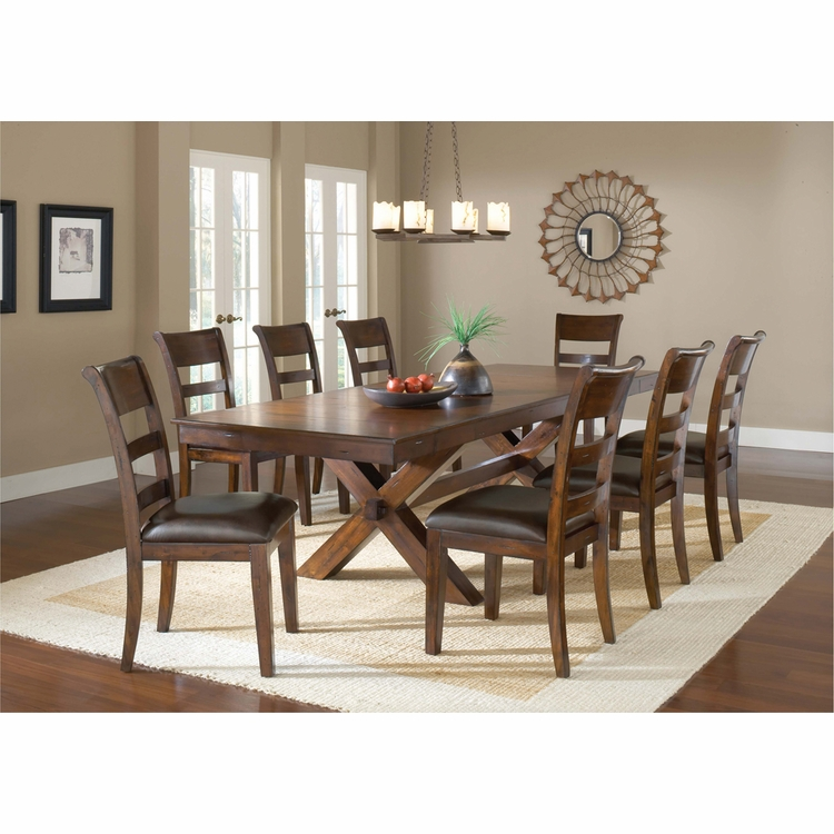 Hillsdale - Park Avenue 9-Piece Dining Set - 4692DTBC9
