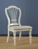 Hillsdale - Pine Island Wheat Back Side Chair Old White  Set of 2 - 5265-801