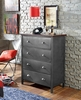 Hillsdale Kids -Urban Quarters Chest - 1265-784R