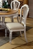 Hillsdale - Wilshire Side Chair In Antique White  Set of 2 - 4508-802