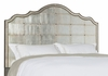 Hooker Furniture - Arabella Queen Mirrored Panel Headboard - 1610-90151-EGLO