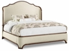 Hooker Furniture - Archivist Queen Upholstered Shelter Bed - 5447-90850
