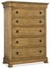 Hooker Furniture - Archivist Six-Drawer Chest - 5447-90010-TOFFEE