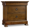 Hooker Furniture - Archivist Three-Drawer Nightstand - 5447-90016