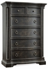 Hooker Furniture - Auberose Five-Drawer Chest - 1595-90010A-LTBK