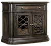 Hooker Furniture - Auberose One-Drawer Two-Door Nightstand - 1595-90016A-LTBK