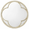 Hooker Furniture - Auberose Round Mirror - 1595-90007-WH