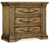 Hooker Furniture - Auberose Three-Drawer Bachelors Chest - 1595-90017-BRN