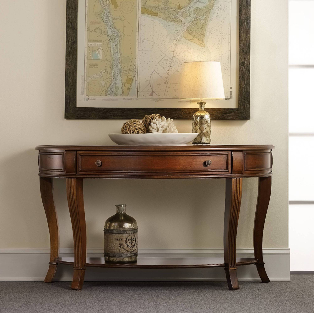Hooker Furniture Bathroom Vanity: Brookhaven Console Table