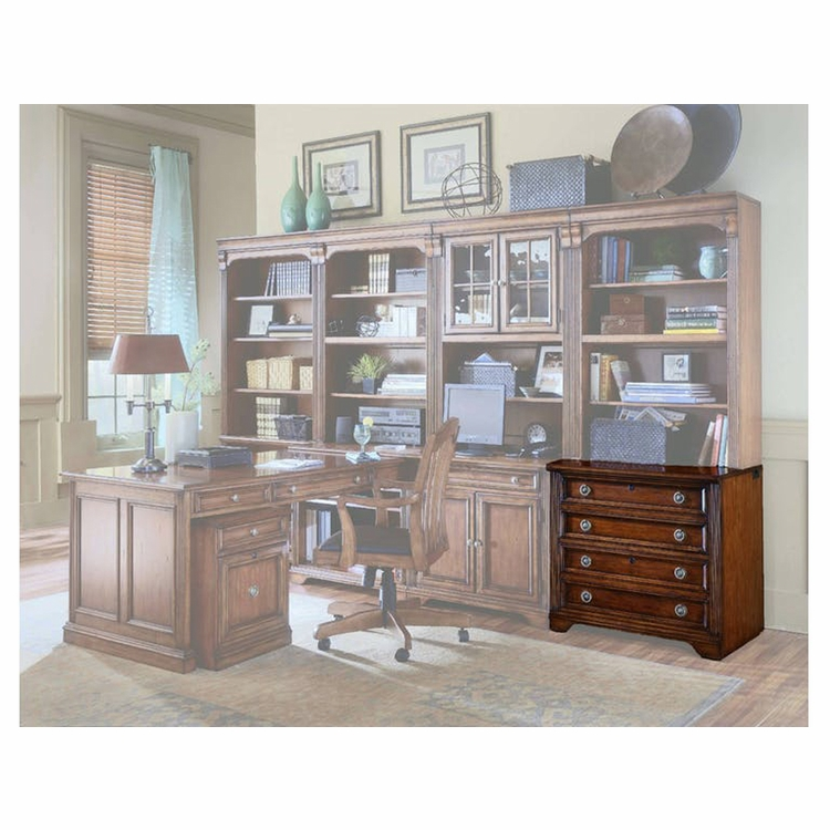 Hooker Furniture - Brookhaven Lateral File - 281-10-416