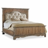 Hooker Furniture - Chatelet California King Upholstered Mantle Panel Bed - 5300-90860