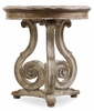 Hooker Furniture - Chatelet Scroll Accent Table - 5351-50002