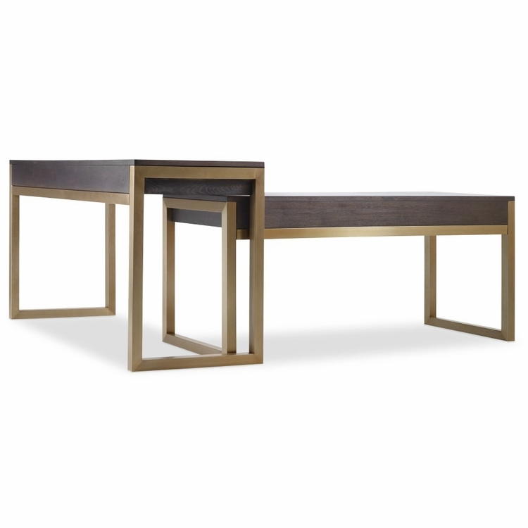 Hooker Furniture - Curata 2 Pc Desk Group - 1600-10453-DKW