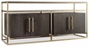Hooker Furniture - Curata Entertainment Console 66in - 1600-55466-DKW