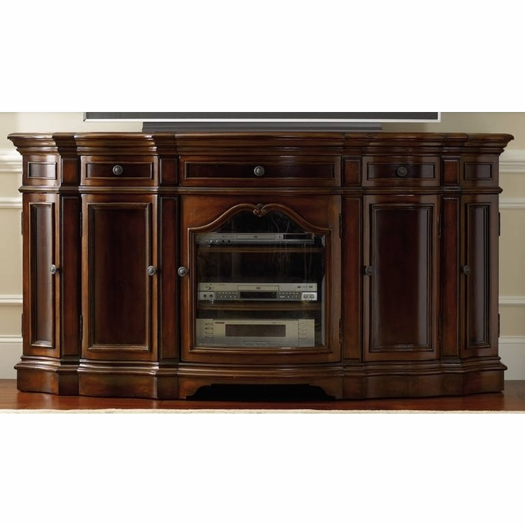 Hooker Furniture - Entertainment 74'' Console - 5139-55496