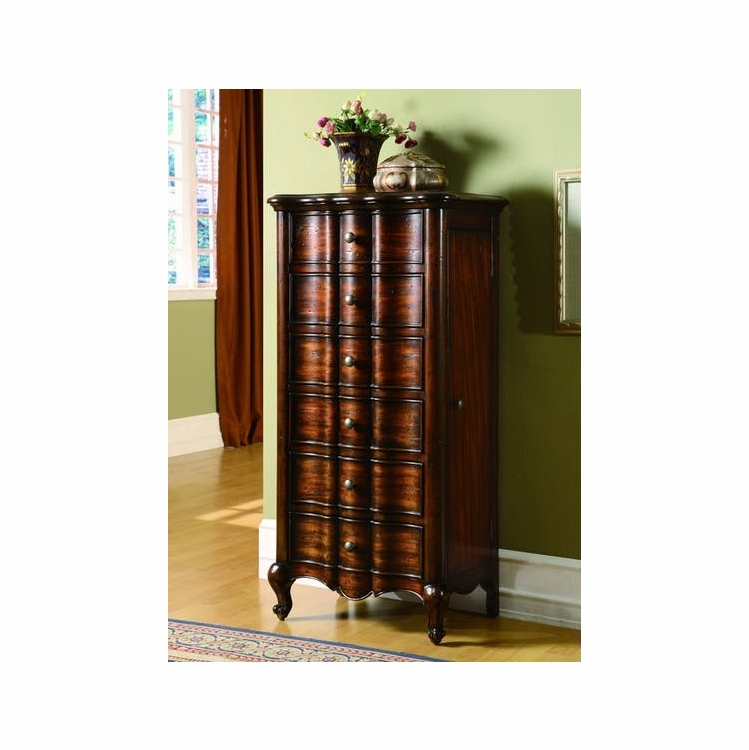 Hooker Furniture - French Jewelry Armoire - 500-50-757