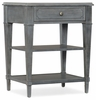 Hooker Furniture - Hamilton One-Drawer Bedside Table - 5770-90115-GRY