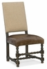 Hooker Furniture - Hill Country Comfort Upholstered Side Chair - 5960-75410-BLK
