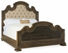 Hooker Furniture - Hill Country Fair Oaks King Upholstered Bed - 5960-90866-MULTI