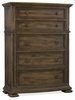 Hooker Furniture - Hill Country Gillespie Five-Drawer Chest - 5960-90010-MULTI