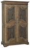 Hooker Furniture - Hill Country Lakehills Wardrobe - 5960-90013-MULTI