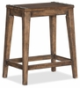 Hooker Furniture - Hill Country Medina Lake Backless Counter Stool - 5960-25350A-BRN