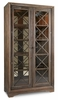Hooker Furniture - Hill Country Sattler Display Cabinet - 5960-75906-MULTI