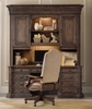 Hooker Furniture - Rhapsody Computer Credenza with Hutch - 5070-10464_10467