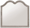 Hooker Furniture - Sanctuary Landscape Mirror - 5603-90009-LTBR