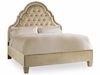 Hooker Furniture - Sanctuary Queen Upholstered Bed-Pearl Essence - 3023-90850
