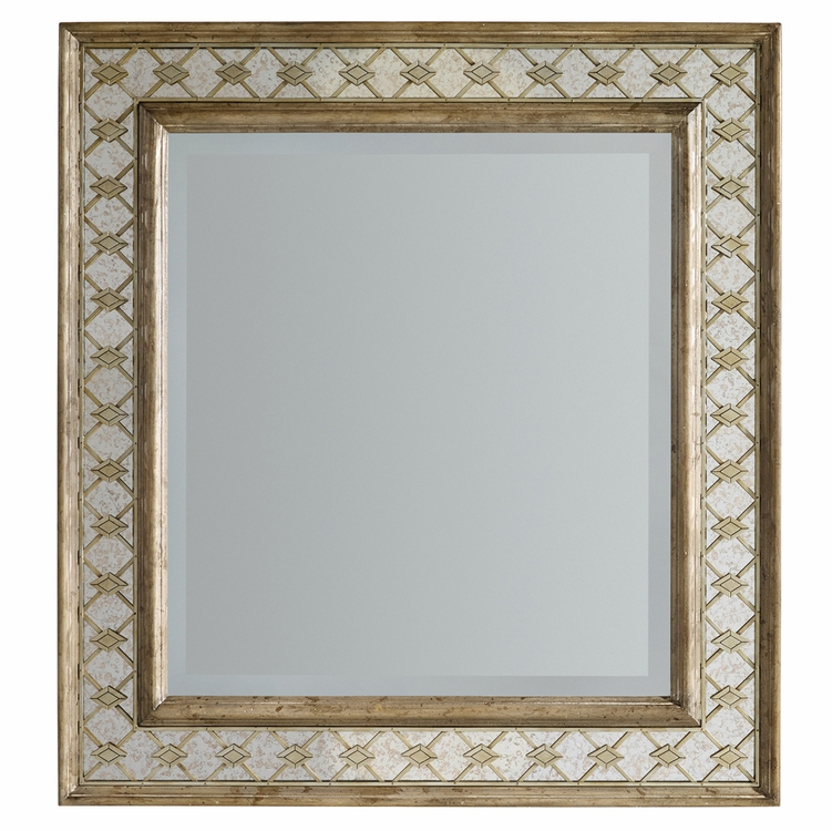Hooker Furniture - Sanctuary Rectangle Mirror - 5414-90009
