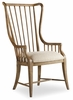 Hooker Furniture - Sanctuary Tall Spindle Arm Chair - 5401-75400