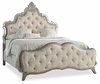 Hooker Furniture - Sanctuary Upholstered King Panel Bed - 5603-90866-LTBR