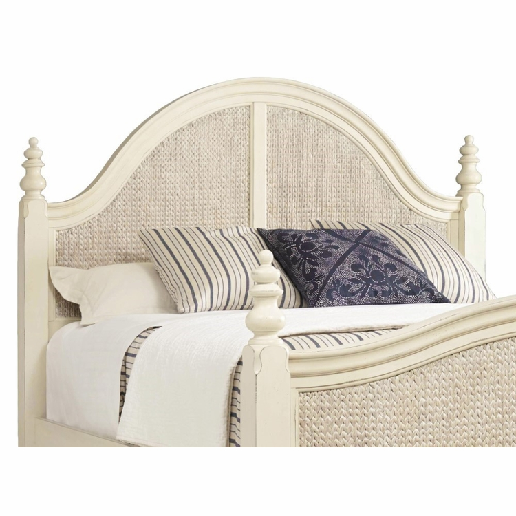 Hooker Furniture - Sandcastle King Woven Panel Headboard - 5900-90267-WH