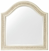 Hooker Furniture - Sandcastle Mirror w/Sea Grass - 5900-90004-WH