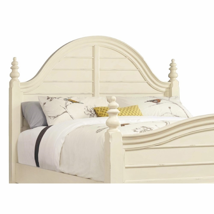 Hooker Furniture - Sandcastle Queen Wood Panel Headboard Only - 5900-90151-WH