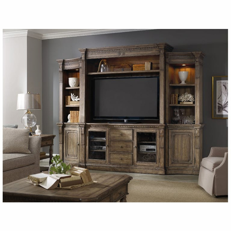 Hooker Furniture - Sorella Entertainment Center