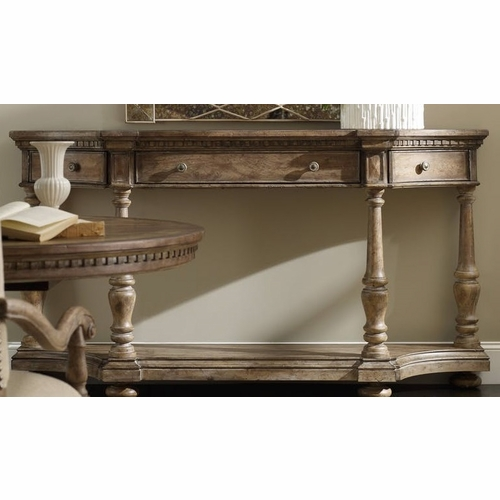 Hooker Furniture - Sorella Three Drawer Console - 5107-85002