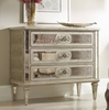 Hooker Furniture - Three Drawer Antique Mirrored Chest - 5125-85001