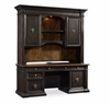 Hooker Furniture - Treviso Computer Credenza with Hutch - 5374-10464_10467