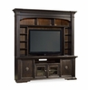 Hooker Furniture - Treviso Entertainment Console with Hutch - 5374-70485_70585
